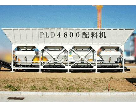 PLD4800配料机